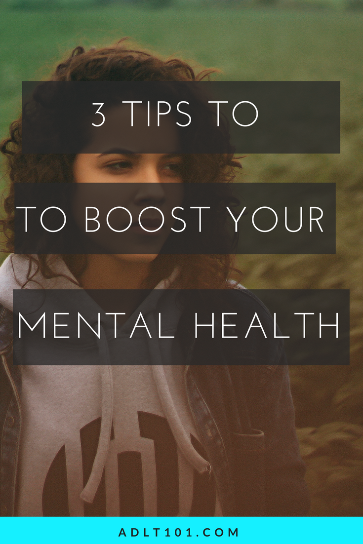 You get annual check ups for your body right? Why not get them for your brain too! Use these 3 tips to do a mental check up on yourself! Don't have time to read now? Repin for later!