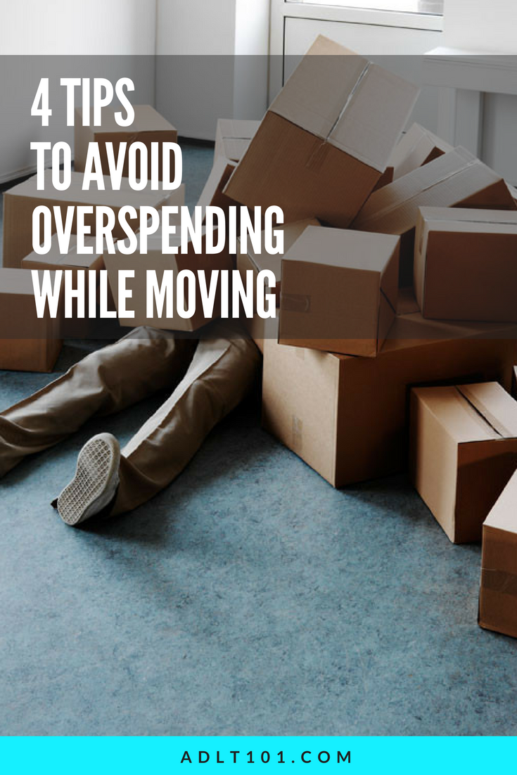 Moving is already super stressful. Use these tips to make your move cheaper and easier.
