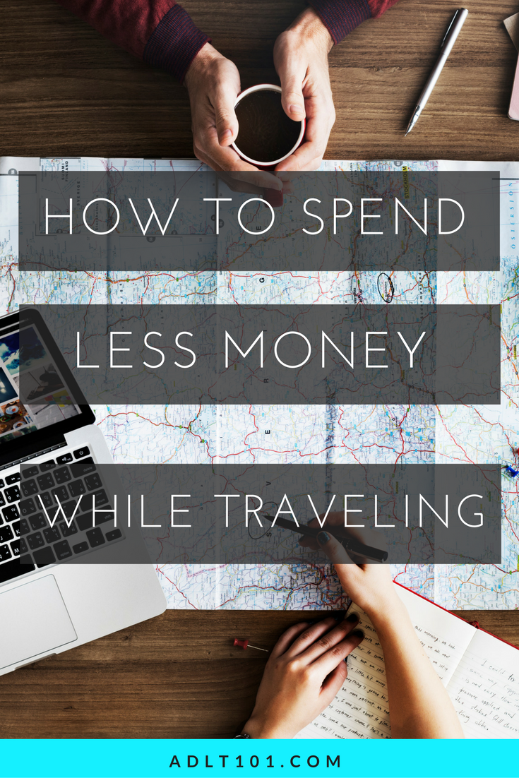 Traveling doesn't have to be expensive. You can travel internationally for way less money than you think.. Check this post out to see how you can save $$$ traveling the world! Don't have time to read now? Repin for later!