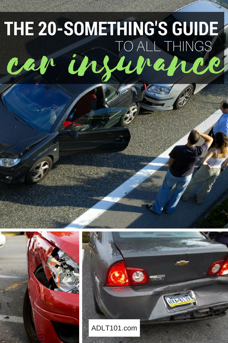 Car insurance terms & lingo made simple.