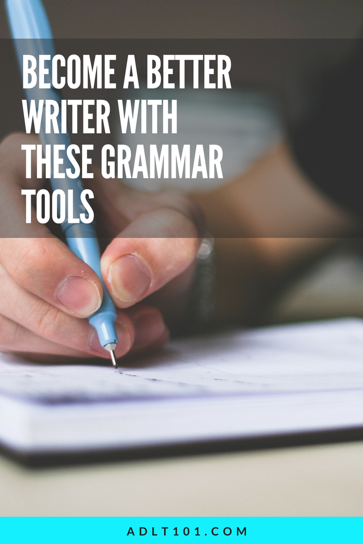Improve your writing with these tools when spell check just isn't enough